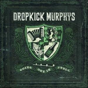 Dropkick Murphys julkaisi albumin tiedot