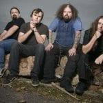Napalm Death nauhoittamaan studioon uutta albumiaan