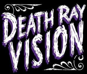 Death Ray Vision studioon maaliskuussa