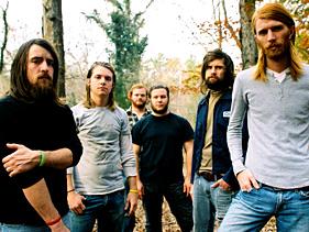 Maylene & The Sons Of Disaster viimeistelemässä albumia