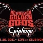 Revolver Golden Gods ehdokkaat julki