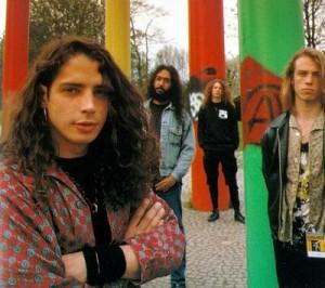 Soundgardenilta uusi albumi