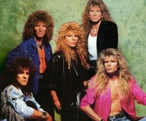 Whitesnake rumpali jätti yhtyeen