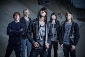 Blessthefall kitaristi jätti yhtyeen