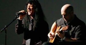 Anthrax vokalisti kolmelle keikalle Suomeen