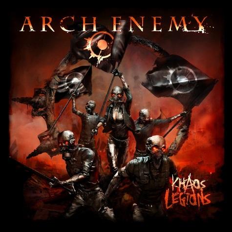 Arch Enemy asetti julkaisupäivän