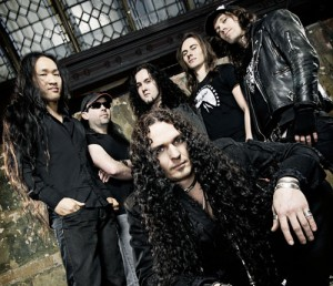 Dragonforce Spinefeast-risteilylle