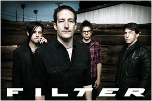 Industrial rockia torstaille: Filterin uusi albumi kuunneltavissa