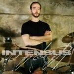 Intensus kiinnitetty Metal Blade Recordsille