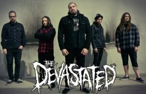 The Devastated kiinnitetty Century Media Recordsille