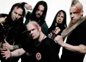Five Finger Death Punch studioon