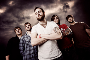 August Burns Red sekä Amaranthe Porispereen