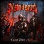All Shall Perish julkaisi albumin kansitaiteen