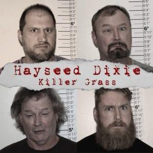 Hayseed Dixie kolmelle keikalle Suomeen heinäkuussa