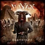 Mayan julkaisi albumin tiedot
