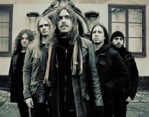 Opeth Ilosaarirockiin