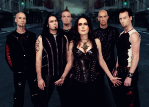 Within Temptation Kaarinan Saaristo Openiin