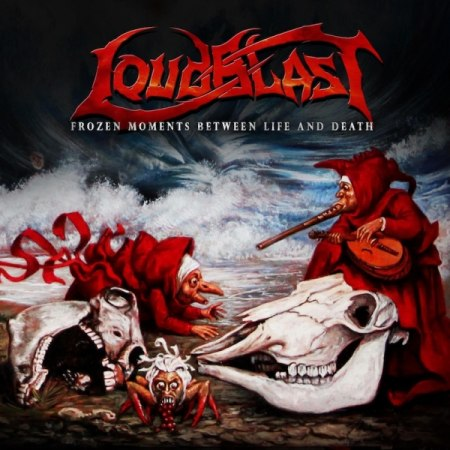 Loudblast – Frozen Moments Between Life And Death