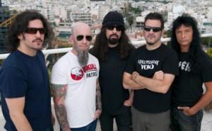 Anthrax asetti albumin nimen ja julkaisupäivän