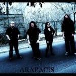 Arapacis nauhoittamassa uutta albumia