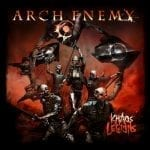 Arch Enemy albumi kuunneltavissa