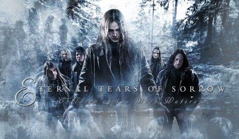 Eternal Tears Of Sorrow edistyy albumin kanssa