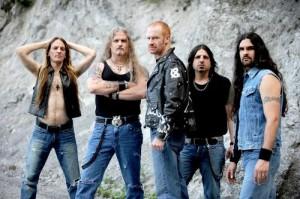 Iced Earthin seuraava albumi nauhoitetaan Saksassa