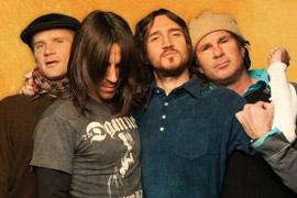Red Hot Chili Peppers Suomeen elokuussa