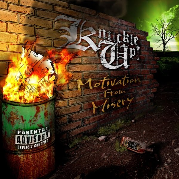 Knuckle Up! – Motivation From Misery