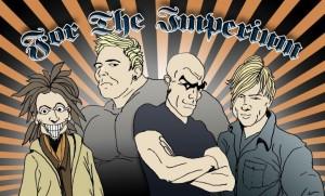For The Imperium uuden albumin kimpussa