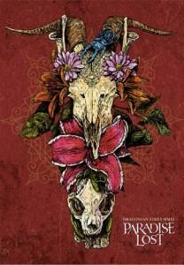Paradise Lostilta DVD marraskuussa