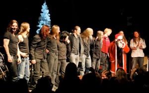 Raskasta joulua keikkakohtaiset vokalistit julkistettu