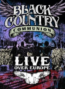 Black Country Communion julkaisi uuden DVD:n tiedot