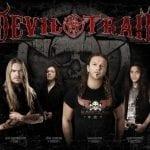 Devil's Train kiinnitetty earMUSICille