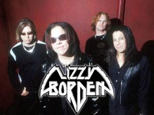 Lizzy Borden Suomeen joulukuussa