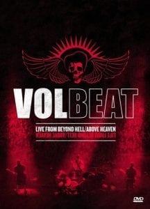 Volbeatilta DVD marraskuussa