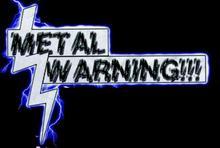 Metal Warning IV aikataulut selvillä