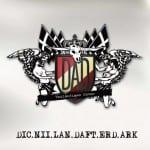 D-A-D asetti albumin nimen ja julkaisupäivän