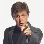 Paul McCartney Suomeen joulukuussa