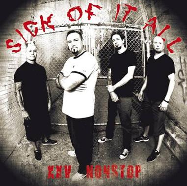 Sick Of It All – Nonstop
