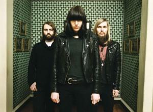 Band Of Skulls kiinnitetty Vagrant Recordsille