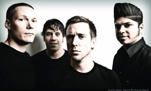 Billy Talent klubikiertue Suomeen