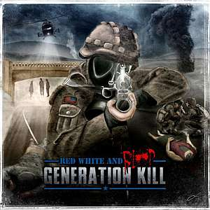 Generation Kill – Red, White And Blood