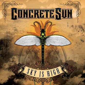Concrete Sun – Sky Is High