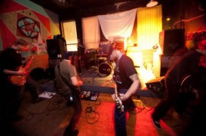 Breag Naofa kiinnitetty Panic Recordsille