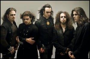 Moonspell kiinnitetty Napalm Recordsille