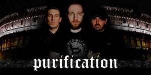 Purification kiinnitetty Bastardized Recordingssille