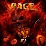 Rage julkaisi albumin julkaisupäivän ja kansitaiteen
