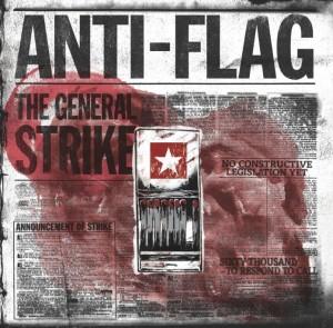 Anti-Flag julkaisi albumin tiedot