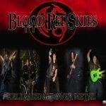 Blood Redskies kiinnitetty Pure Steel Recordsille